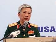 Vietnam's military delegation attends Shangri-La Dialogue