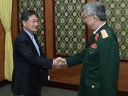 Defense ties with US praised