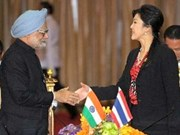 Thailand, India strengthen bilateral relations