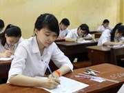 Nearly 1 million students sit graduation exams