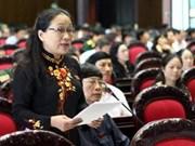NA debates revised Constitution