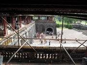 Hue ancient capital's relics restored