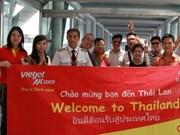 VietJet Air opens Hanoi – Bangkok route