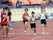 Vietnam hosts Junior Athletics Championships