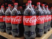Coca-Cola opens plant in Myanmar