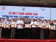 World Environment Day marked in Vietnam
