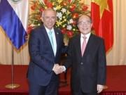 NA leader hails top El Salvador legislator's visit