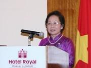 Vietnam, Malaysia hold business forum