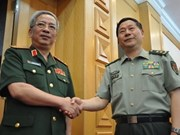 Vietnam-China defence talks' results reviewed