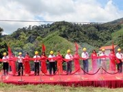 Quang Ninh extends national power grid to remote areas
