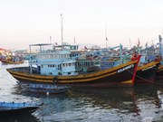 Fishing groups improve fishermen's working conditions