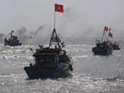 Vietnam calls for peace, stability in East Sea