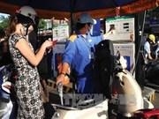 Petrol stations offer slight price rises