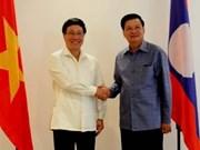 Vietnam, Laos increase border cooperation