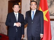 Vietnam, China elevate all-around ties