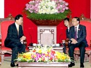 Vietnam's ties with Japan to be enhanced