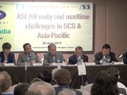 Seminar talks ASEAN unity in tackling challenges in East Sea