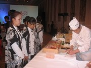 Japanese cuisine, culture introduced in HCM City