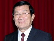 President hails China's assistance to Vietnam