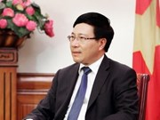 President Sang's visit to China reaffirms foreign policy