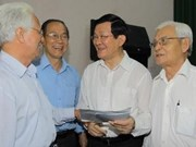 HCM City voters laud vote of confidence results