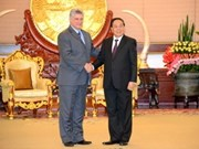 Laos, Cuba promote bilateral cooperation