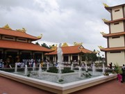 Spiritual park inaugurated in HCM City