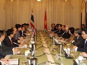 Vietnam, Thailand promote strategic cooperation