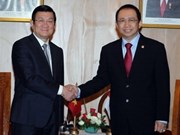 President Sang busy in Indonesia