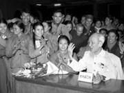 Book on Ho Chi Minh's visit to Soviet Union