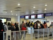 Websites fined for granting on-line visas illegally
