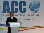 VN attends ASEAN Competition Conference in Singapore