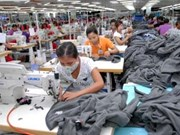 Garment exports target comes near