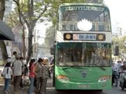 HCM City to achieve public transportation target