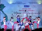 Vietnam Summer Camp starts