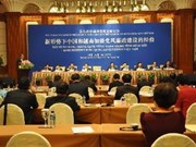 Vietnamese, Chinese Parties hold 9th theoretical seminar