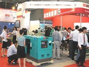 Chinese machinery, equipment showcased in HCM City