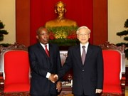 VN hopes to boost ties with Mozambique
