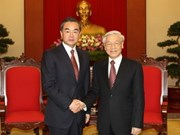 VN prioritises fostering ties with China