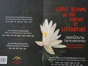 Vietnamese, Thai writers publish works in three languages