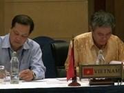 ASEAN senior officials meet in Thailand