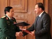 Vietnam, Bulgaria step up defence links