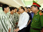 Deputy PM urges transparency in amnesty granting