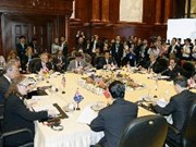 TPP ministerial meeting concludes