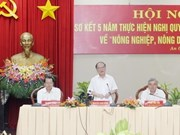 NA Chairman inspects agricultural development in An Giang