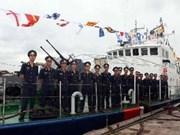 Marine police mark 15th founding anniversary