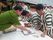 Over 15,000 prisoners set free ahead of national day