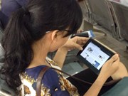 Saigon train station provides passengers with free internet