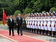 Vietnam, Singapore issue Joint Statement