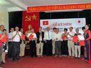 Vietnam, Japan friendship associations meet